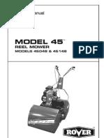 Scott Bonnar 45 Owners Manual S1942892-I(11)