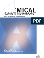 Managing Chemical Hazards in the Workplace 0454