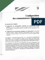 12.Chapitre 9, Configuration des commutateurs Ethernet