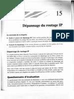 19.Chapitre 15 ( Dépannage du routage IP )