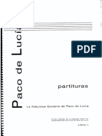 Paco de Lucia Libro 1