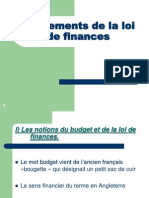Fondements de La Loi de Finances