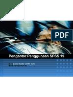 Pengantar Penggunaan SPSS 19
