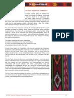 Introduce of Songket | Weaving | Loom
