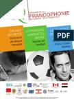 Francophonie 2012 Programme