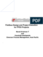 Ff Design and Project Execution