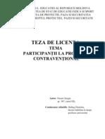 Participantii La Procesul Contraventional Nazari.
