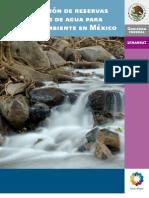 Reservas de Agua_mexico