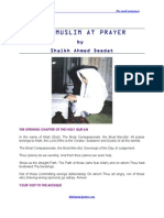 The Muslim at Prayer by Ahmed Deedat