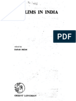 Muslims in India by Mushirul Hasan