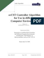EcCST Manual