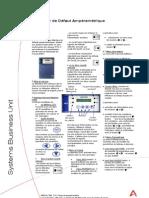 DAX Guide Utilisateur Francais F
