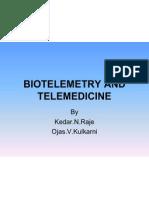 biotelemetrytelemedicine