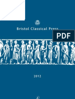Classics Catalogue 2012