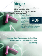 Formative Assessment to Improve LearningLCDILT