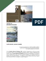 102. NUEVO LIBRO DE FILOSOFIA Y LOS OTROS PUBLICADOS