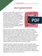 01_Biografia Di Gaetano Donizetti