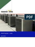 (Nice)HVAC Market in India 2011- Sample