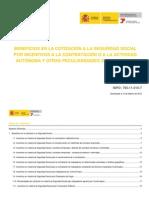 Bonficacion Seg Social Reforma Laboral R-dl 3 2012
