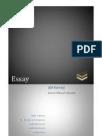 Essay Telkomsel