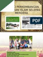 Senario an Pendidikan Islam Selepas Merdeka