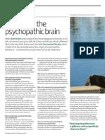 Portrait of Psychopathic Brain