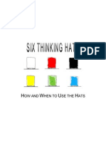 Six Hats Sequences