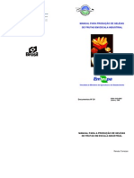 Manual de processamento geléias