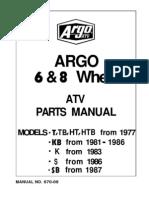 670 09 Early Argo Models