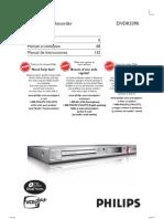 Dvdr Manual