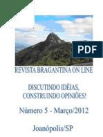 Revista Eletrônica Bragantina On Line - Março/2012