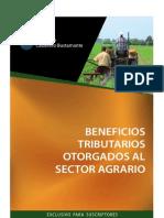 Beneficiostributarios Sector Agrario