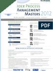 Order Process Managmenent Masters 2012_KGO