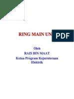 f307155016 Ring Main Unit