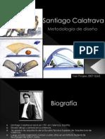 Santiago Calatrava Presentacion Pp