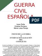 Presentacion Guerra Civil