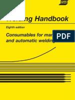 ESAB 2005 Welding Handbook Eighth Edition
