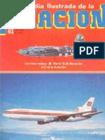 Enciclopedia Ilustrada De La Aviación-Vol. 061