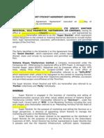 Smart Stockist Agreement SSTL Services 130111 Ver.2