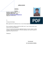 Resume Manamohan