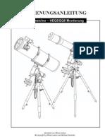 Deutsch SW HEQ5 EQ6 SkyScan