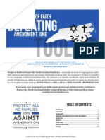 Protect ALL NC Families Faith Toolkit