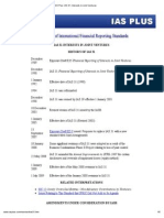 IAS Plus_ IAS 31, Interests in Joint Ventures