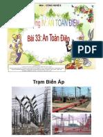 Bai 33 an Toan Khi Su Dung Dien [Compatibility Mode]
