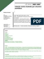 ABNT NBR 10897 - Protecao Incendio Chuveiro
