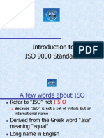 Introduction to Iso 9000 Standards and Management System Concept (1)