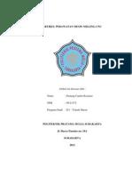 Artikel Perawatan Mesin Milling Cnc