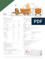 Spec Sheet MT51