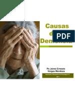 Causas de La Demencia