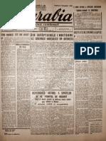 Ziarul Basarabia # 683, Duminica 3 Octombrie 1943
